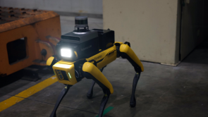 Hyudai Hires New Boston Dynamics Robotic Dog | Spot's New Version Allows Staff To Survey Industrial Areas Remotely