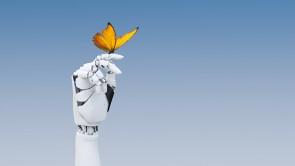 Prosthetic robot hand