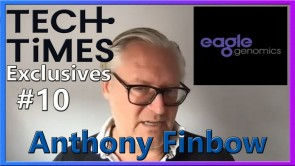 Tech Times Exclusives: Meet Eagle Genomics CEO Anthony Finbow | Learn More About Microbiome and Unlocking Radical Innovation