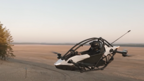 'Star Wars' Anakin Skywalker's Podracer Comes to Life through a Real Life EV Concept